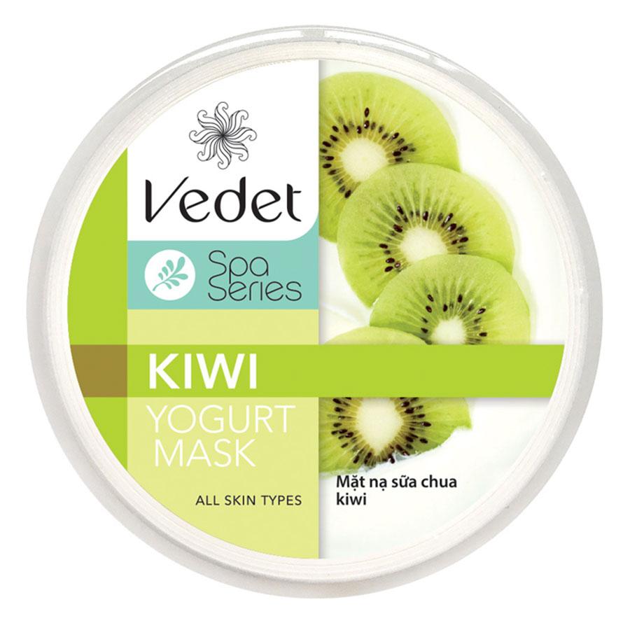 Mặt Nạ Sữa Chua Kiwi Vedet (120g)