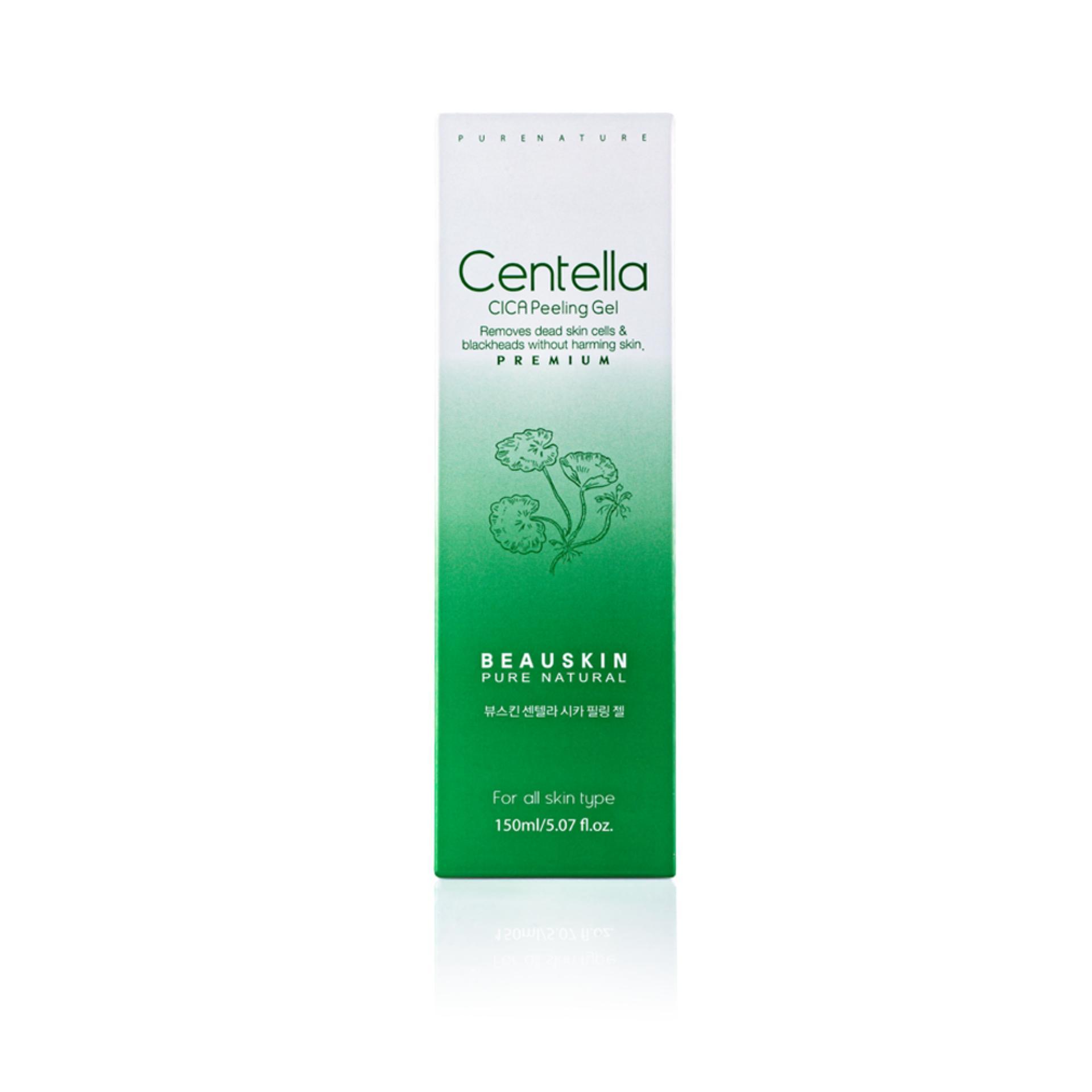 Tẩy Da Chết Mới làm trắng, mờ thâm nám Centella Cica Peelingel Beauskin - Hàn Quốc Chính Hãng