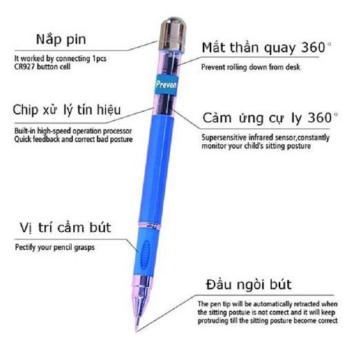 Bút chống cận thông minh, đa chức năng cho bé