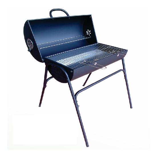 Bếp nướng ngoài trời Barrel Charcoal Barbecue - Hàng xuất khẩu