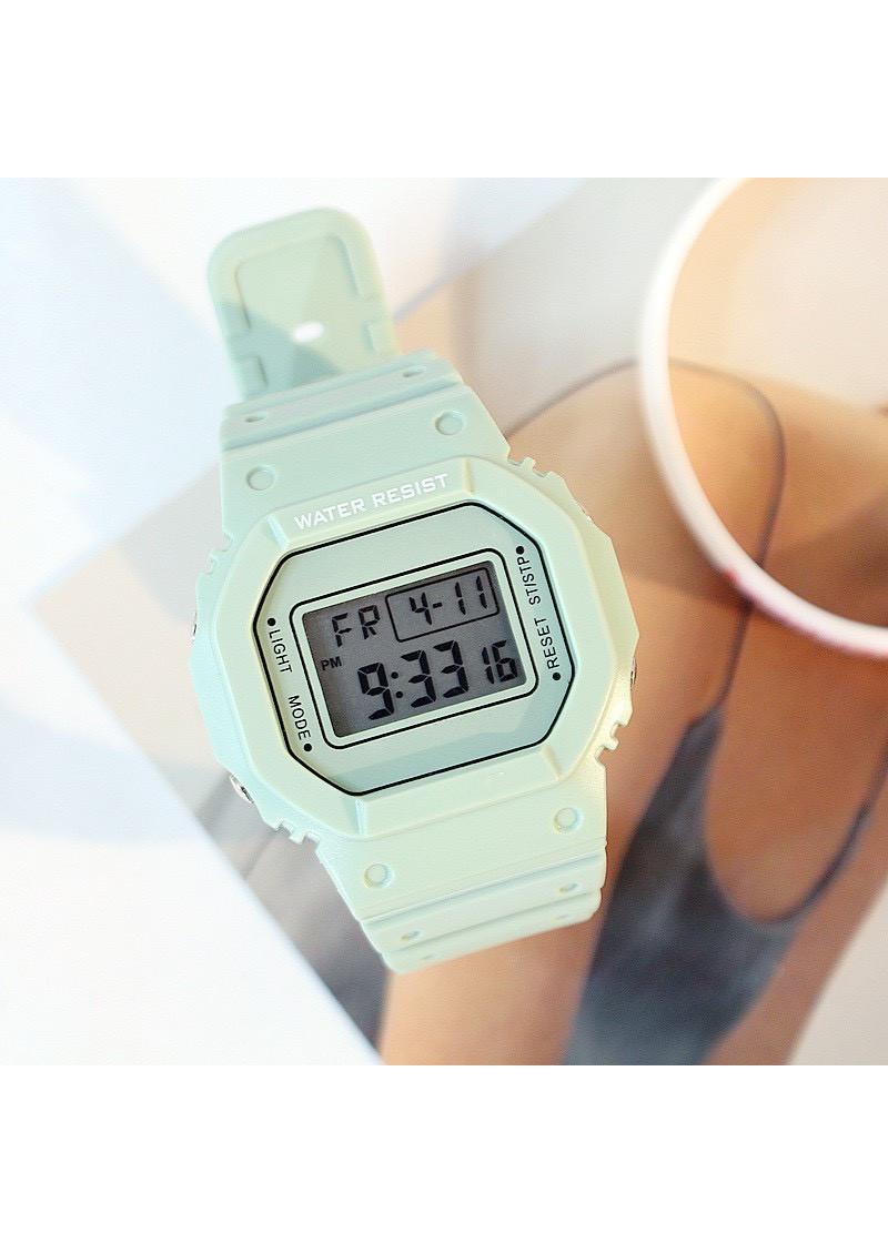 Đồng hồ điện tử thể thao chống nước Sppors nam nữ siêu đẹp DH78