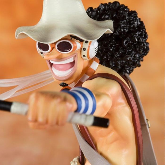 Mô hình Usopp Sogeking One Piece Figuarts Zero kỉ niệm 20th
