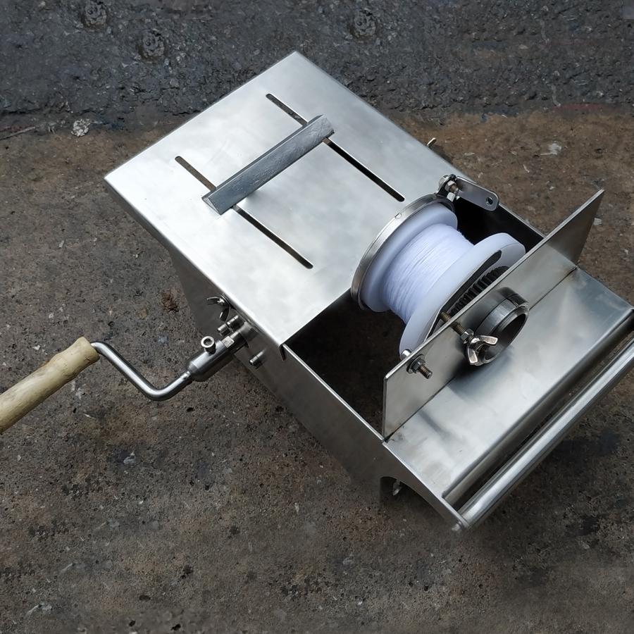 Máy buộc chỉ xúc xích bằng tay(VT-XX06)