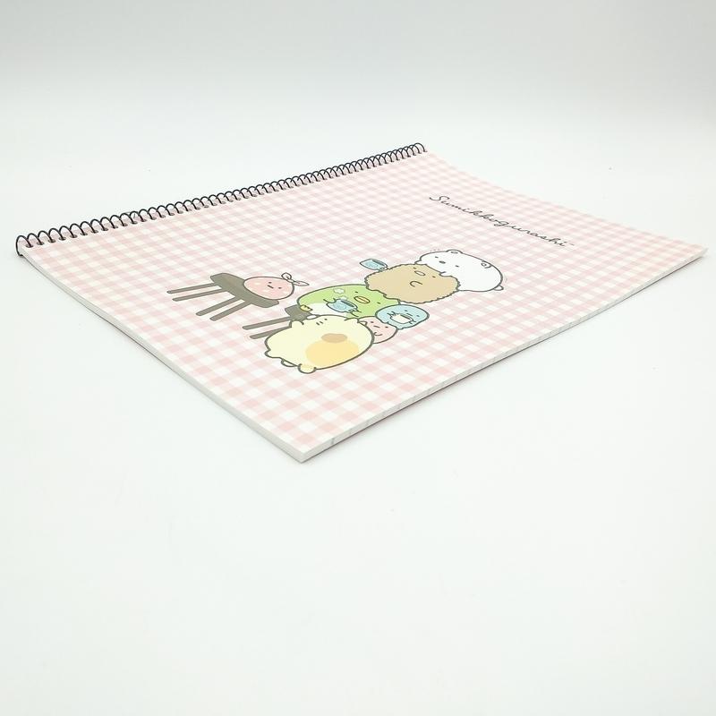 Sổ Magic Spring 11 Sumikko Gurashi - Màu Hồng