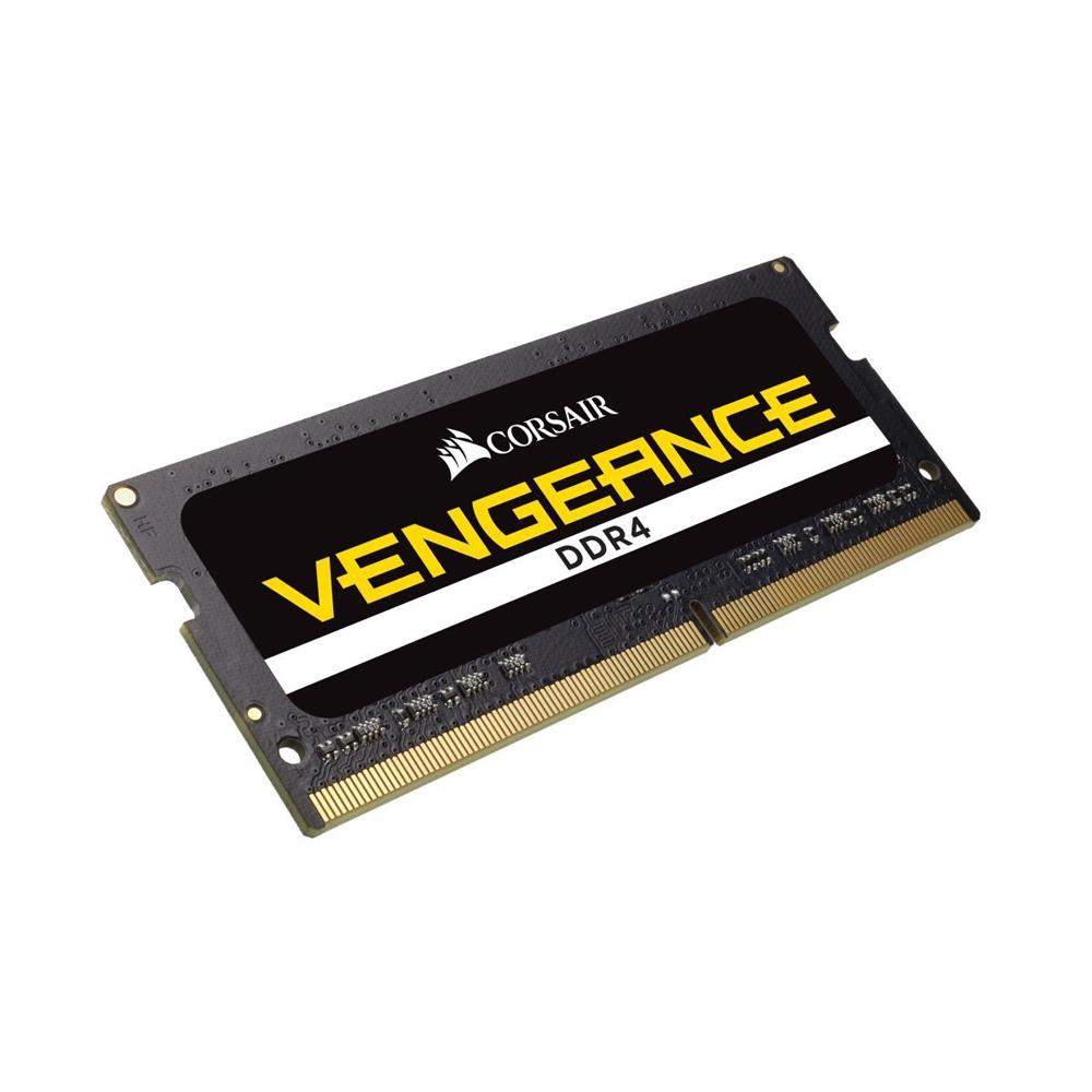 Ram laptop Corsair Vengeance DDR4 8GB (1x8GB) Bus 2666Mhz SODIMM CMSX8GX4M1A2666C18 - Hàng Chính Hãng