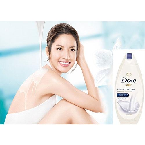Sữa Tắm Dưỡng Ẩm Dove Deep Moisture Nourishing Body Wash 709ml Hàng Nhập Mỹ