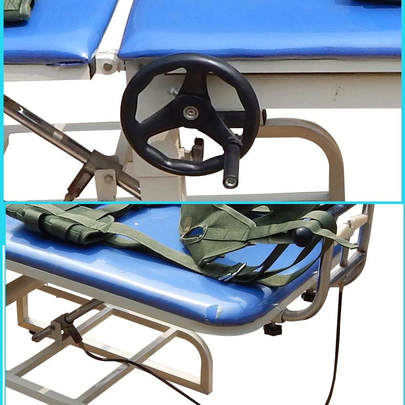 Giường kéo giãn cột sống nâng hạ đầu - B05 - tính năng mới có thể nâng và hạ đầu giường với 9 cấp độ khác nhau