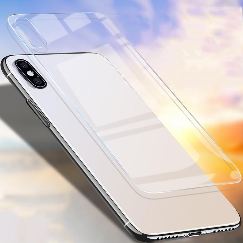 Miếng Dán Cường Lực Mặt Lưng Sau Cho IPHONE XS Max
