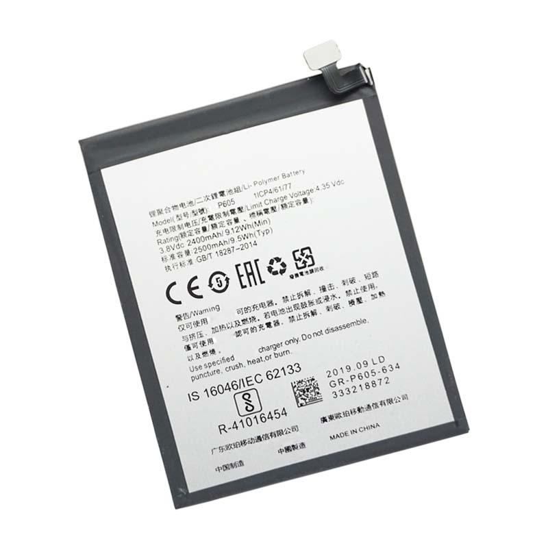 Pin dành cho Oppo F1w 2500mAh