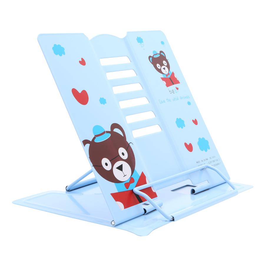 Giá Kẹp Sách, Đỡ Sách, Đọc Sách Chống Cận - Bear