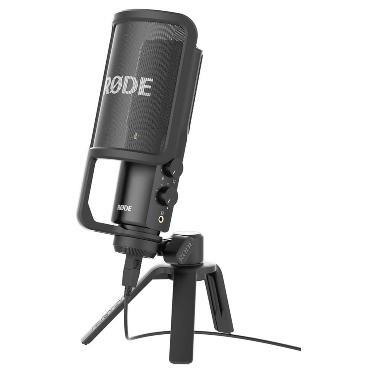 Rode NT-USB - Micro thu âm - Hàng Chính Hãng