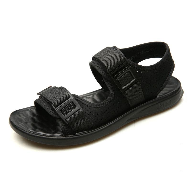 Giày Sandal nam đế mềm phiên bản Hàn Quốc ôm chân thoáng khí mã 58140 -8