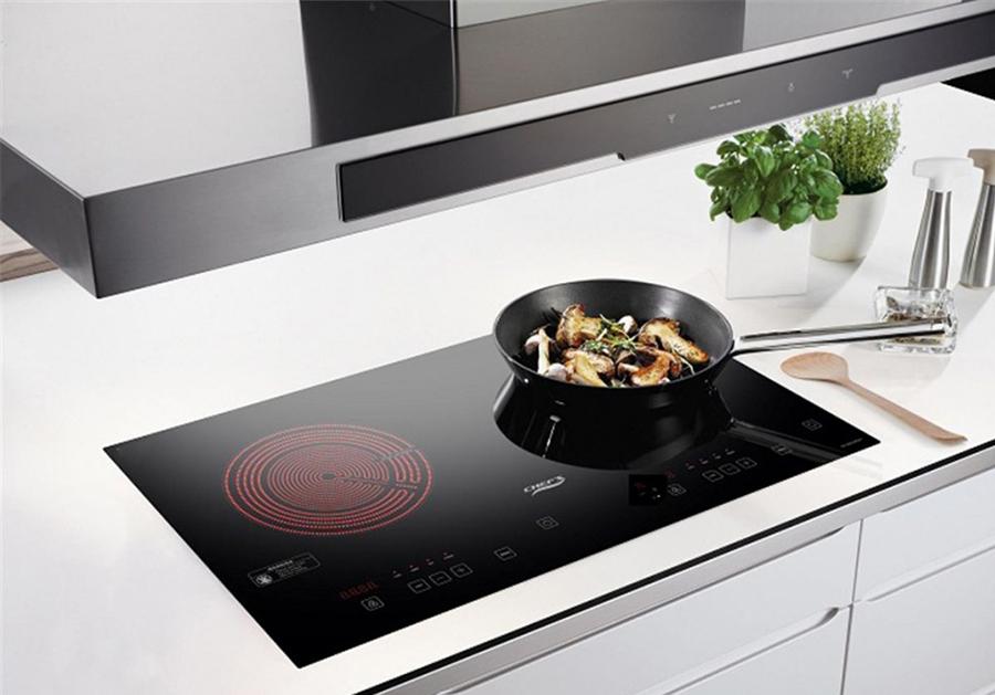 Bếp Hỗn Hợp 02 Vùng Nấu Chef's EH-MIX321 - Hàng chính hãng