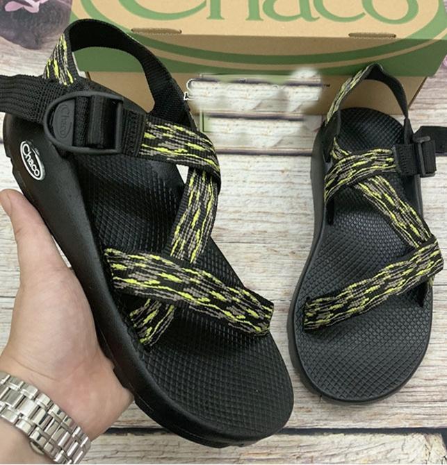 Giày sandals nam chaco31 ảnh thật