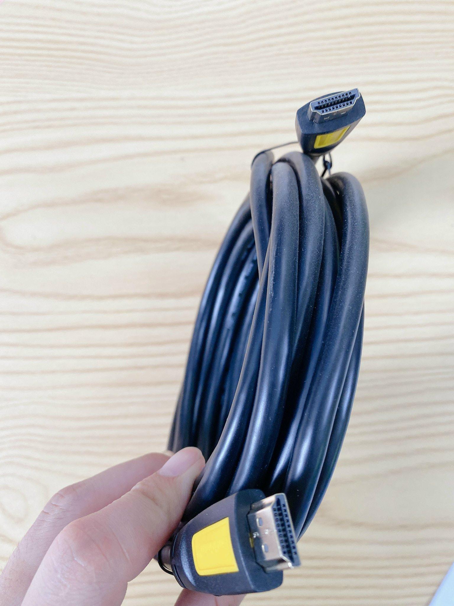 Cáp HDMI Earldom W09 dài 3m - Hàng chính hãng Earldom