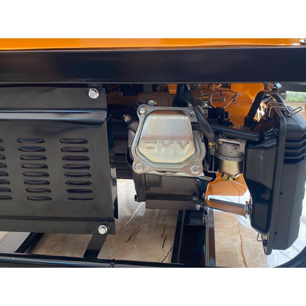 Máy Phát Điện Chạy Xăng Hatake HTK-3500PX 3.0 Kw – Máy Phát Điện Gia Đình Lắp Ráp Theo Tiêu Chuẩn Quốc Tế, Được Áp Dụng Phổ Biến Trong Nghành Xây Dựng, Đời Sống - Hàng Chính Hãng