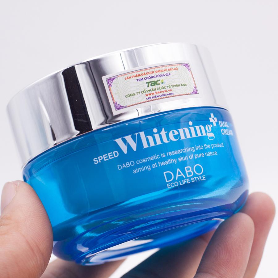 Kem Dưỡng Da Cao Cấp DABO Speed Whitening Dual Cream Hàn Quốc ( 50ml)