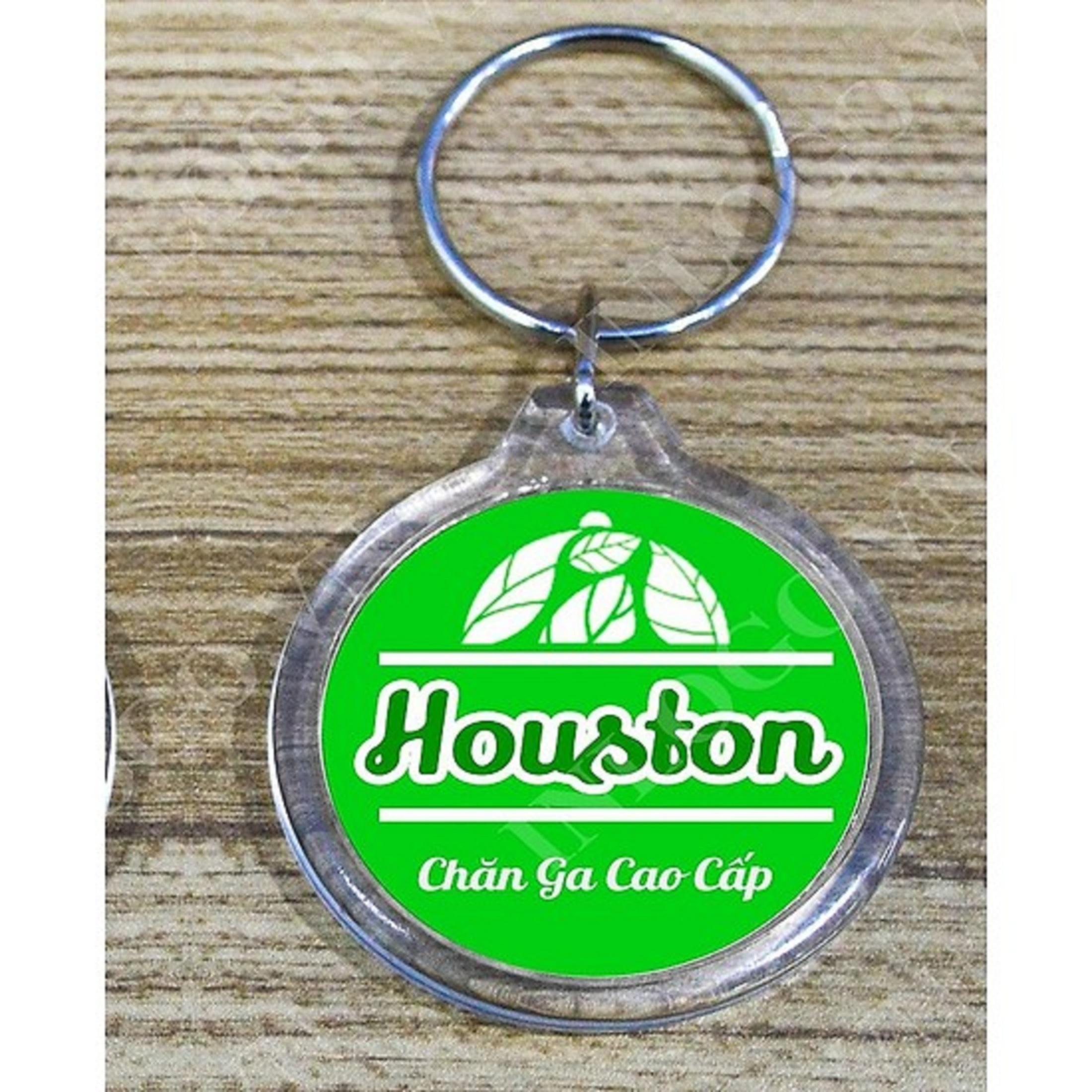Chăn Tencel hàng siêu cấp - Hoa Hồng Nhạt -  Tặng kèm 1 móc khóa Houston