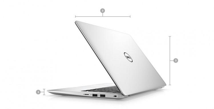 Dell Inspiron 5370-N3I3001W (Pink) kích thước