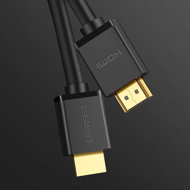 Dây HDMI 1.4 thuần đồng 19+1 Dài 10M UGREEN HD104 10110 - Hàng chính hãng