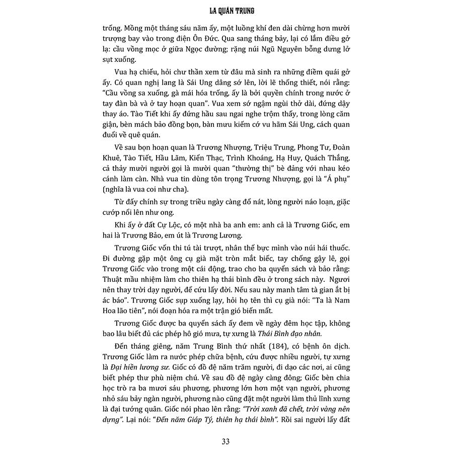 Tam Quốc Diễn Nghĩa - Trọn bộ 3 tập