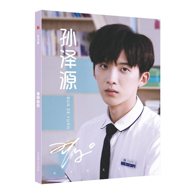 Album ảnh Photobook Tôn Trạch Nguyên