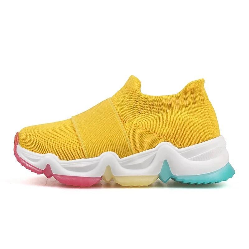 Giày len chun cho bé trai bé gái size 26-39
