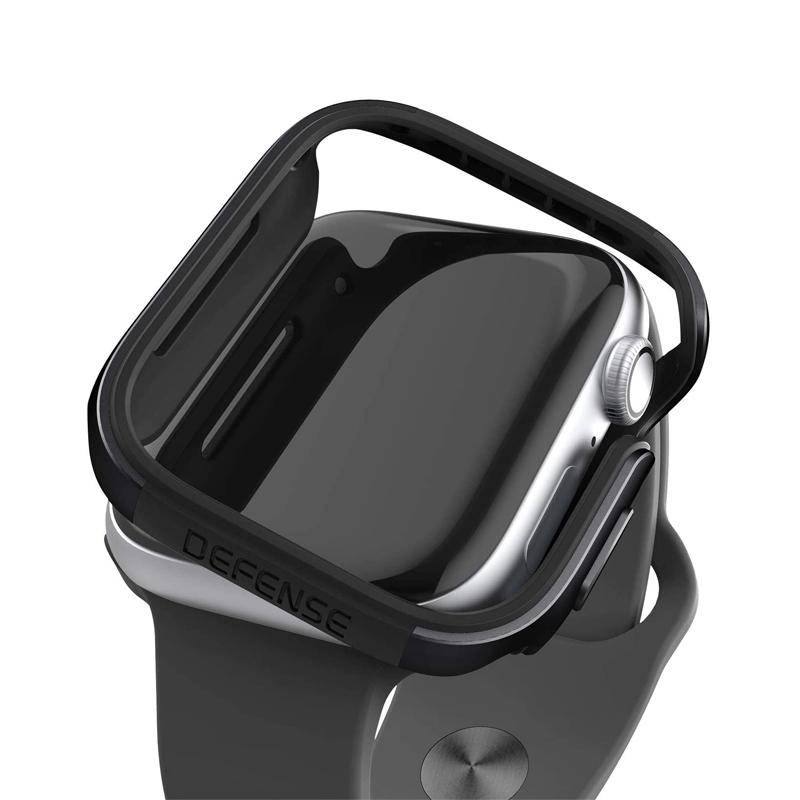 Ốp viền Apple Watch Series 5/4 X-Doria Defense Edge - Hàng Nhập Khẩu