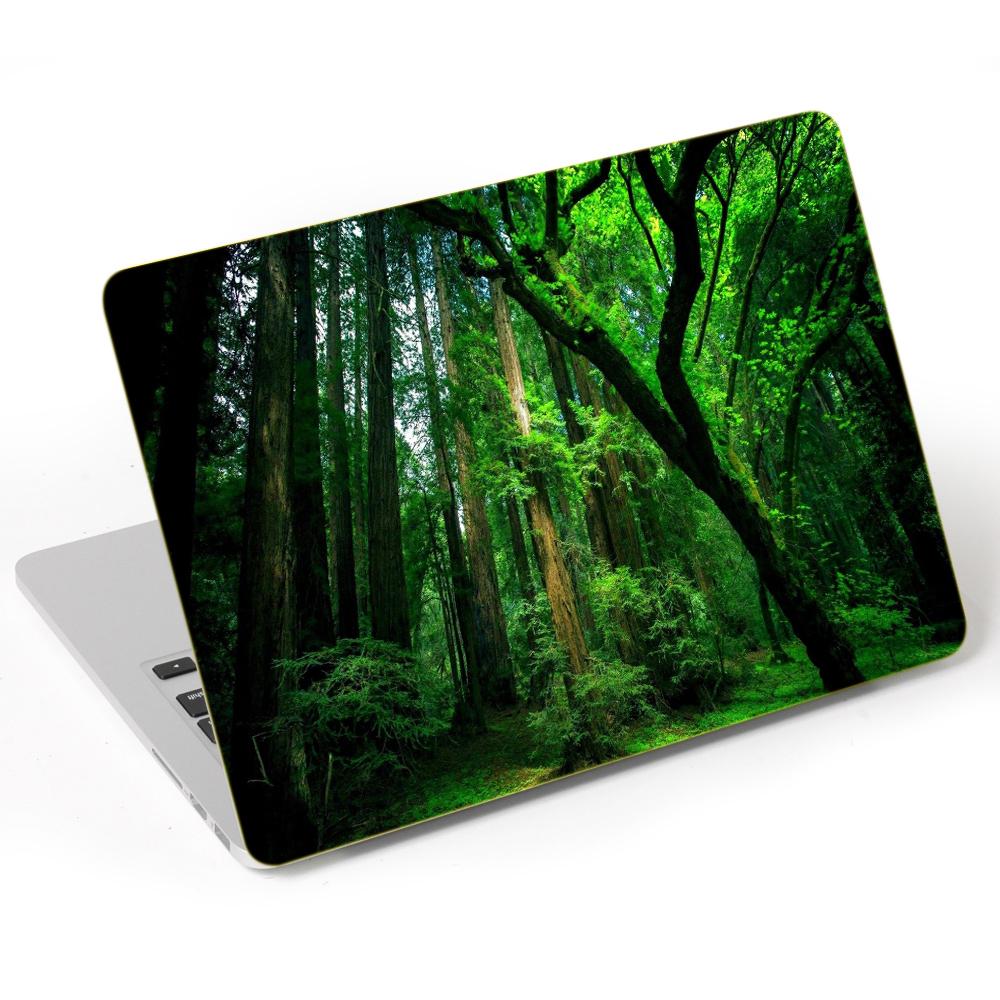 Mẫu Dán Trang Trí Mặt Ngoài + Lót Tay Laptop Thiên Nhiên LTTN - 148