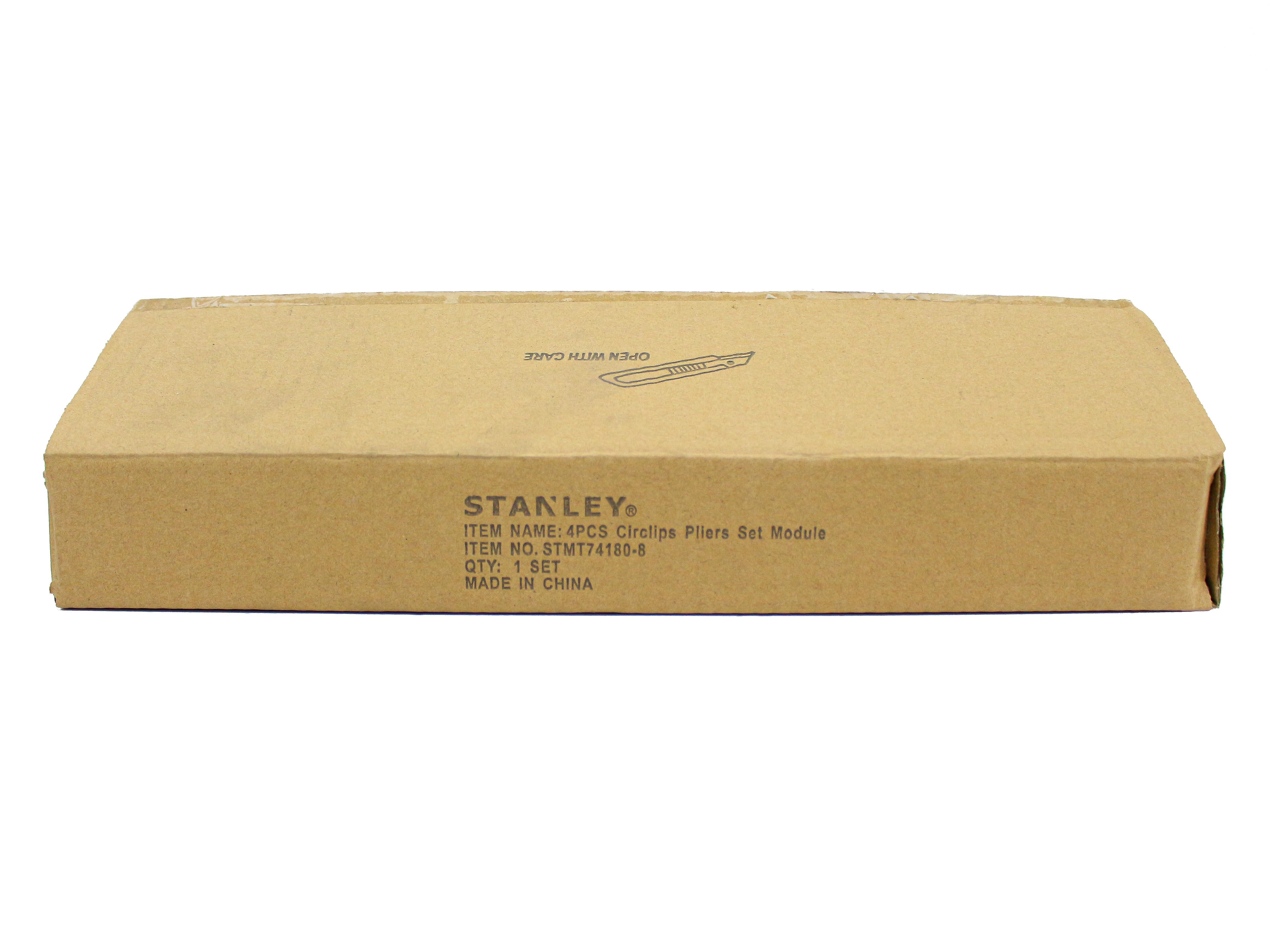 Kềm lấy phe 4 cái Stanley STMT74180-8