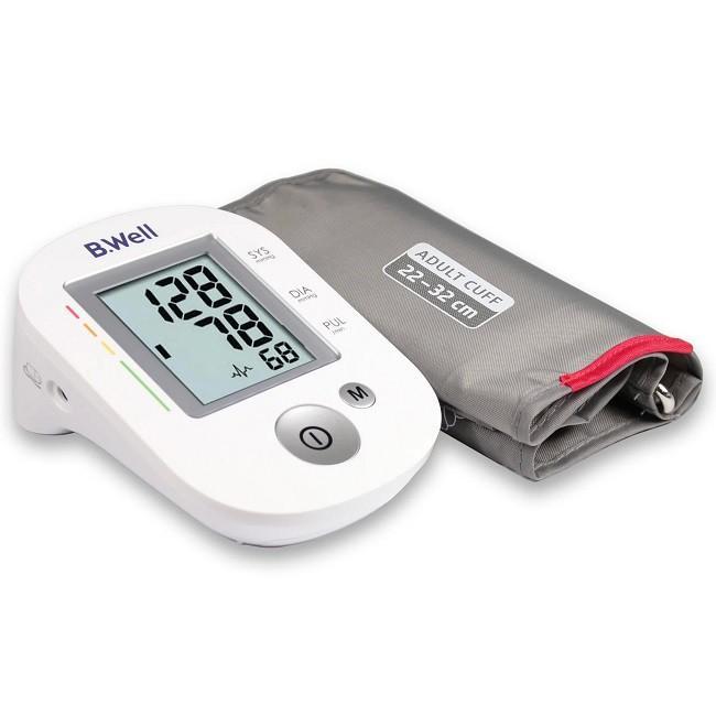 Máy đo huyết áp bắp tay tự động B.Well (Pro-33)