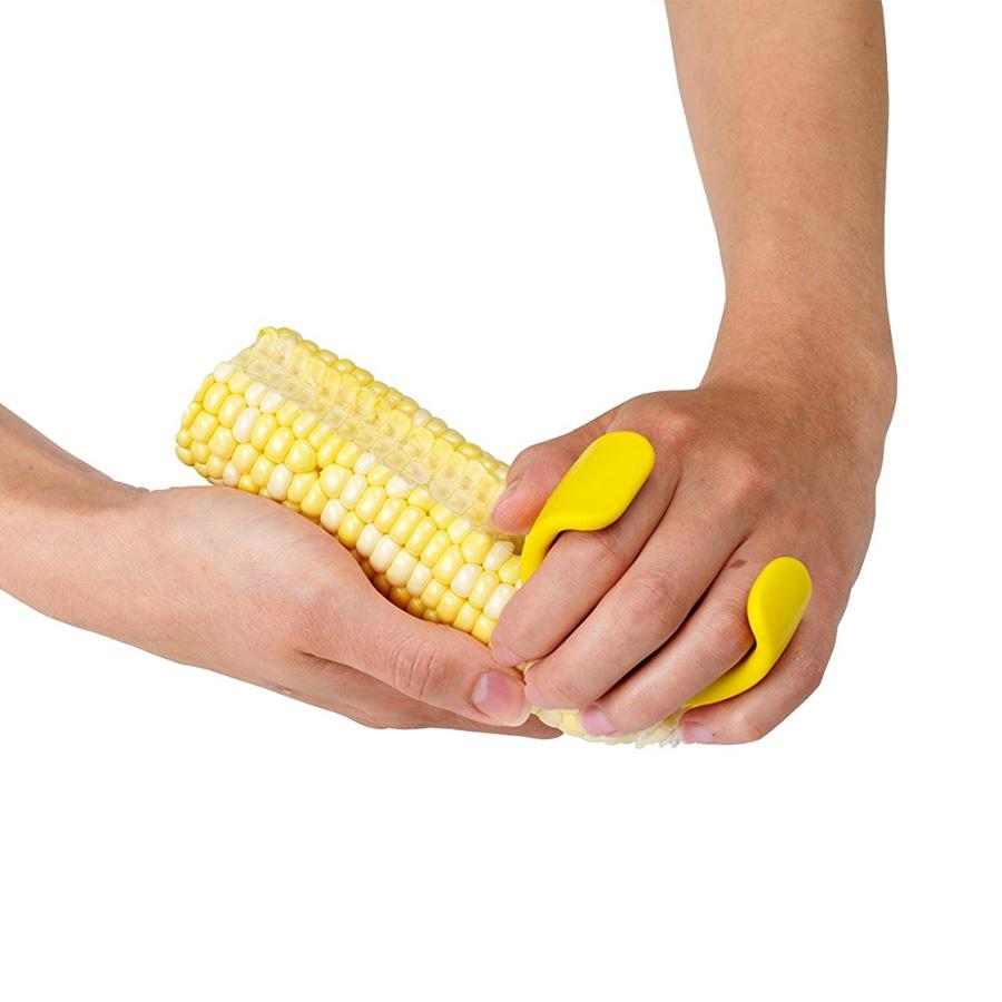 Dụng cụ gọt nạo ngô (bắp) tiện lợi