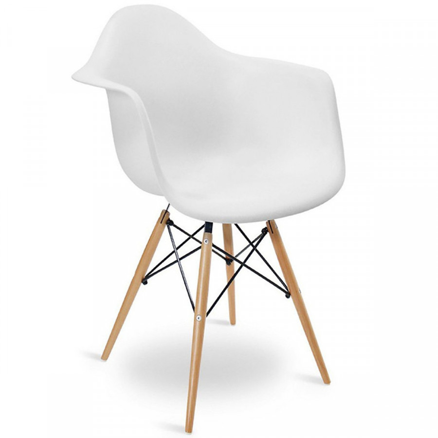 Ghế Eames nhựa có tay E03