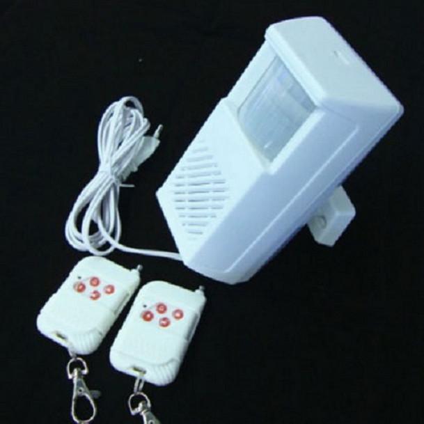 Báo động cảm biến chuyển động có remote JS-312