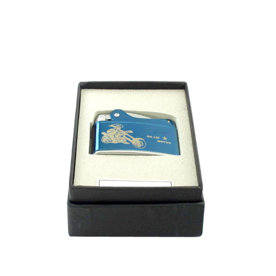 Hộp Quẹt Bật Lửa Đánh Đá Họa Tiết BCZ 214-2 + Tặng Bình Xăng Chuyên Dụng Cho Bật Lửa Xăng Đá Cao Cấp (Màu Ngẫu Nhiên)
