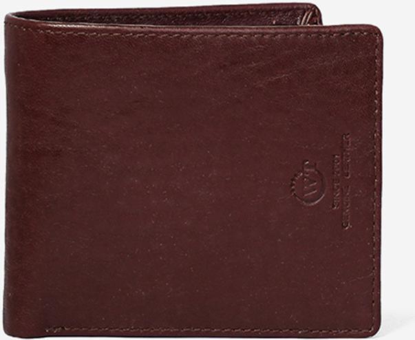 Ví Da Nam Da Bò Cao Cấp Màu Nâu WT Leather 0864.1