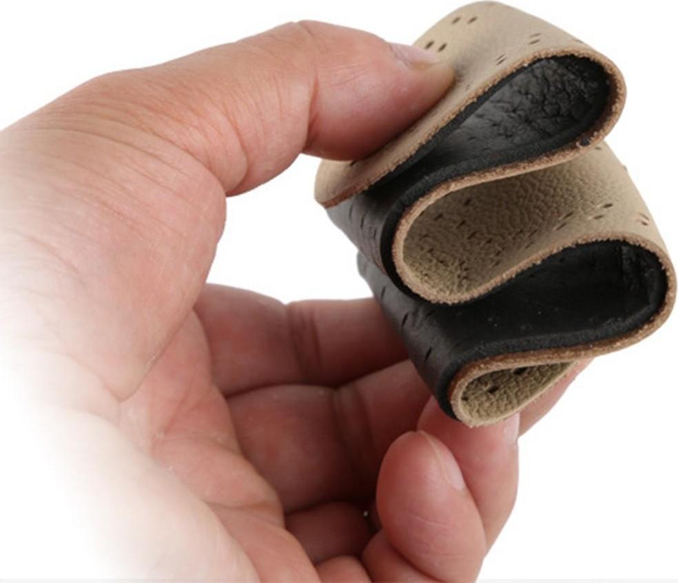 Đế trong lót giày kháng khuẩn khử mùi thoáng khí chất liệu da kích cỡ 35-46