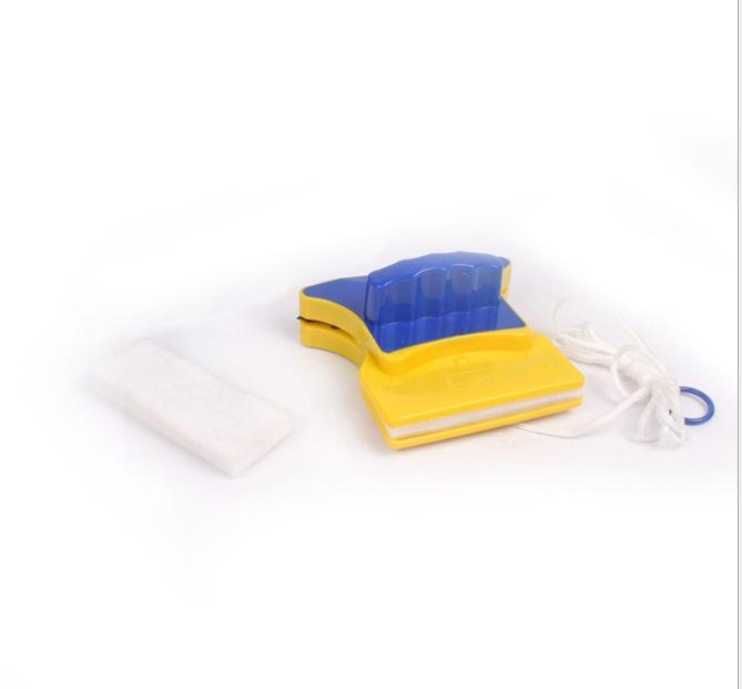 Bộ dụng cụ lau kính 2 mặt - Tặng 02 khăn lau đa năng