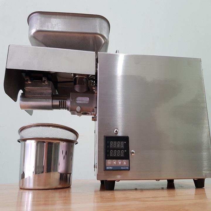 Máy ép dầu có bảng nhiệt điều chỉnh VNN-868
