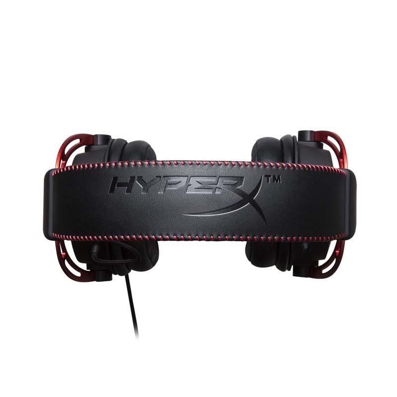 Tai Nghe Gaming Kingston HyperX Cloud Alpha - HX-HSCA-RD/AS - Hàng Chính Hãng