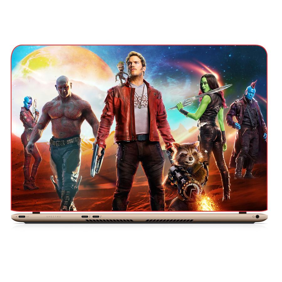 Mẫu Dán Decal Laptop Cinema - DCLTPR 080 Mặt Trước - 12 inch