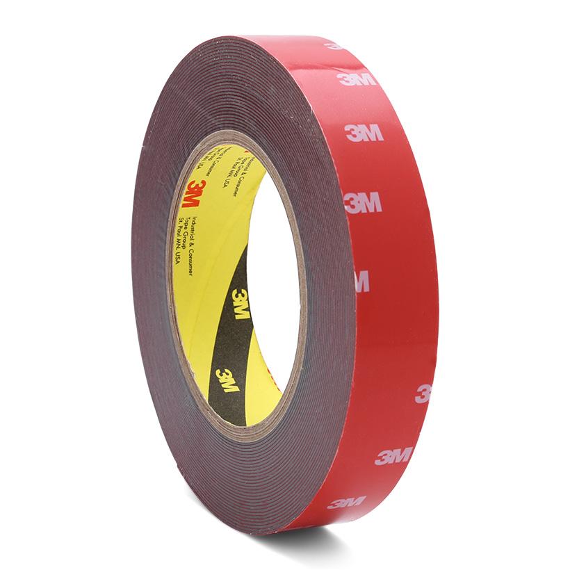 Băng keo cường lực dán đồ chơi xe hơi 3M 4229P 10mmx10m (Đỏ)