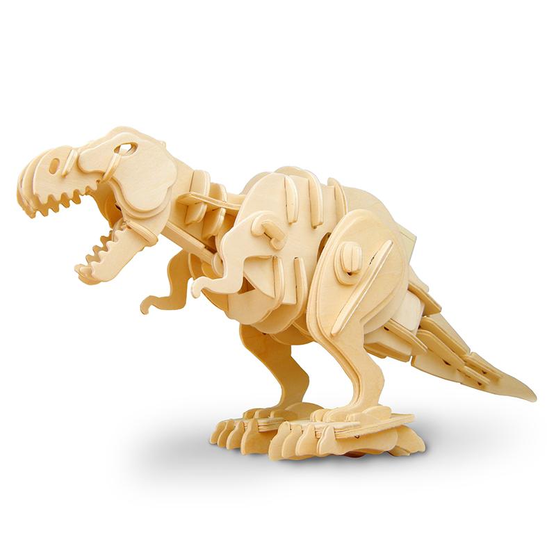 Mô hình Cơ động học Khủng Long - Sound Control Biting T-Rex D220
