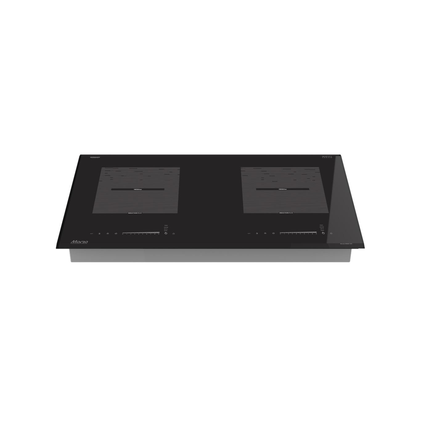 Bếp từ đôi Sunhouse MMB05I - Hàng chính hãng mặt kinh Schott, inverter tiết  kiệm điện, siêu bền - Bếp điện từ đôi