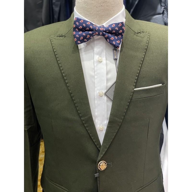 Áo vest xanh rêu hàng cao cấp