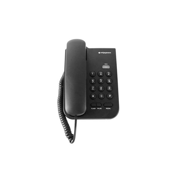 Điện thoại Cố định Nippon NP-1201-Hàng Chính Hãng