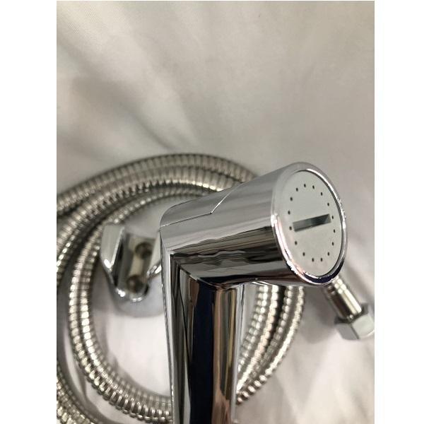 Vòi xịt vệ sinh cần gạt chỉnh tia INOX 304