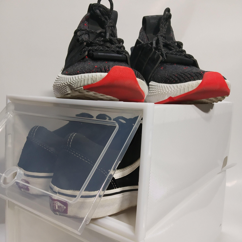 Hộp nhựa đựng giày Sneaker 111
