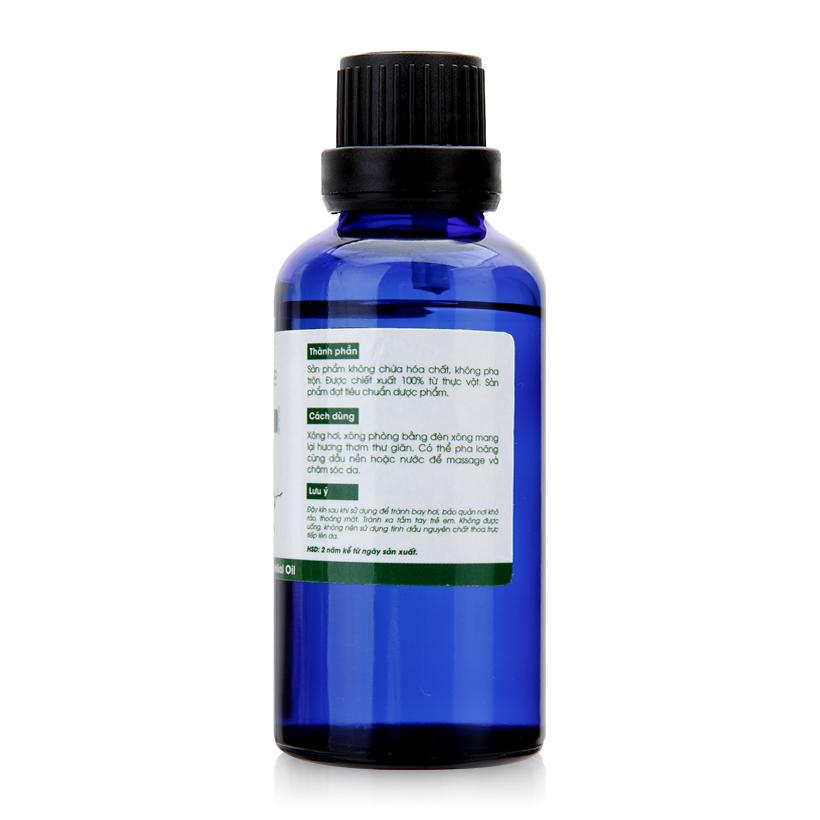 Tinh dầu đổ tùng Juniper oil (twigs & berries) 50ml