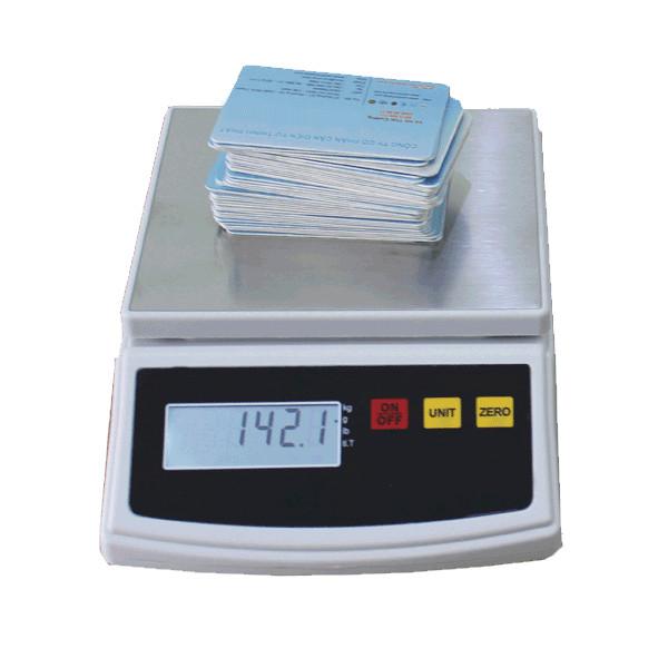 Cân nhà bếp mini mức cân 600g - 5kg - 5kg - 1g